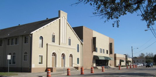 The Vineyard Church of Houston