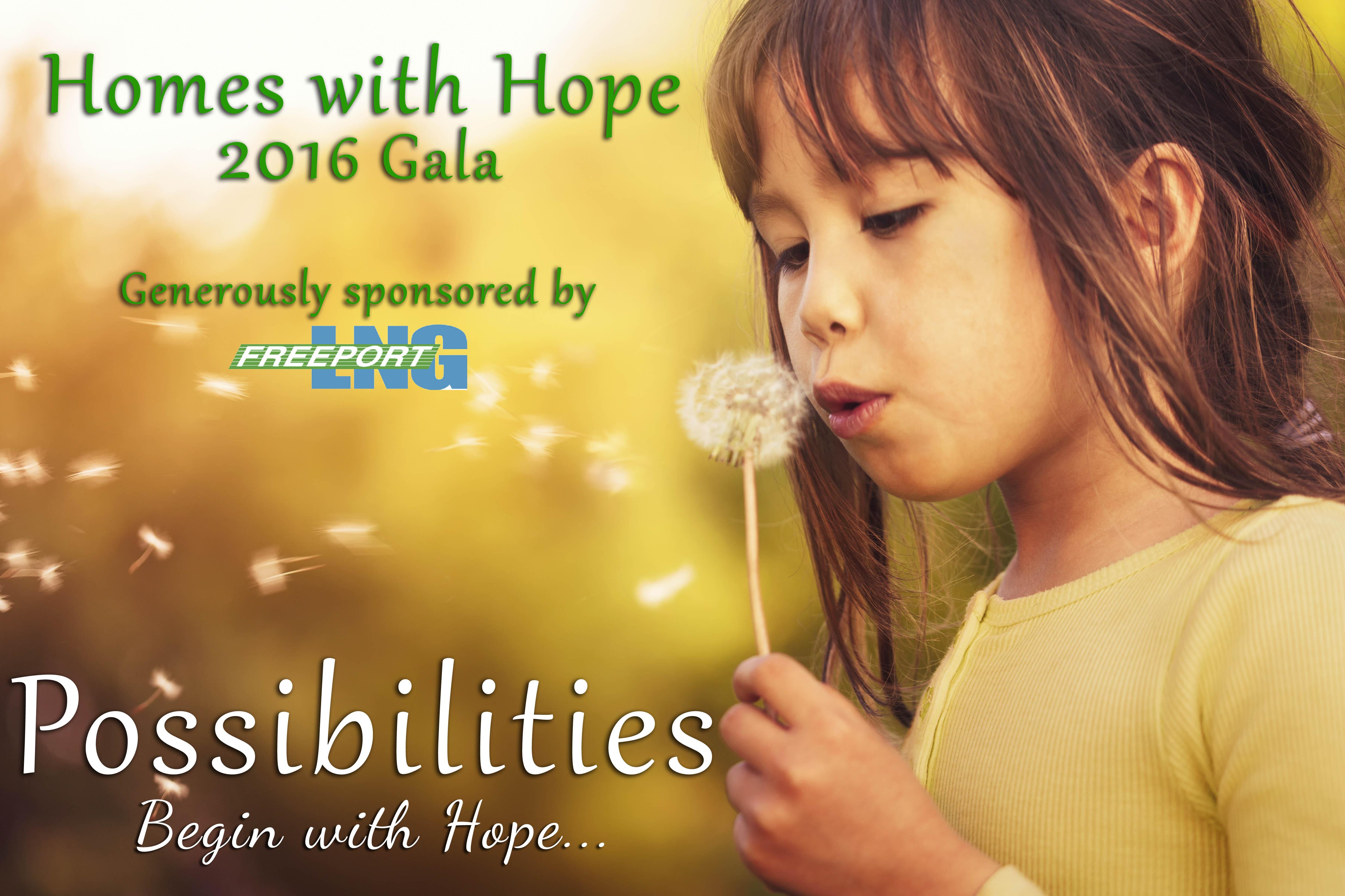2016 Gala - Freeport Sponsor