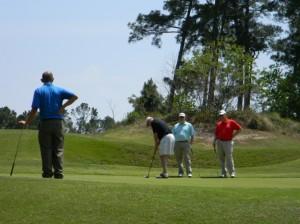 Annual Spring Golf
