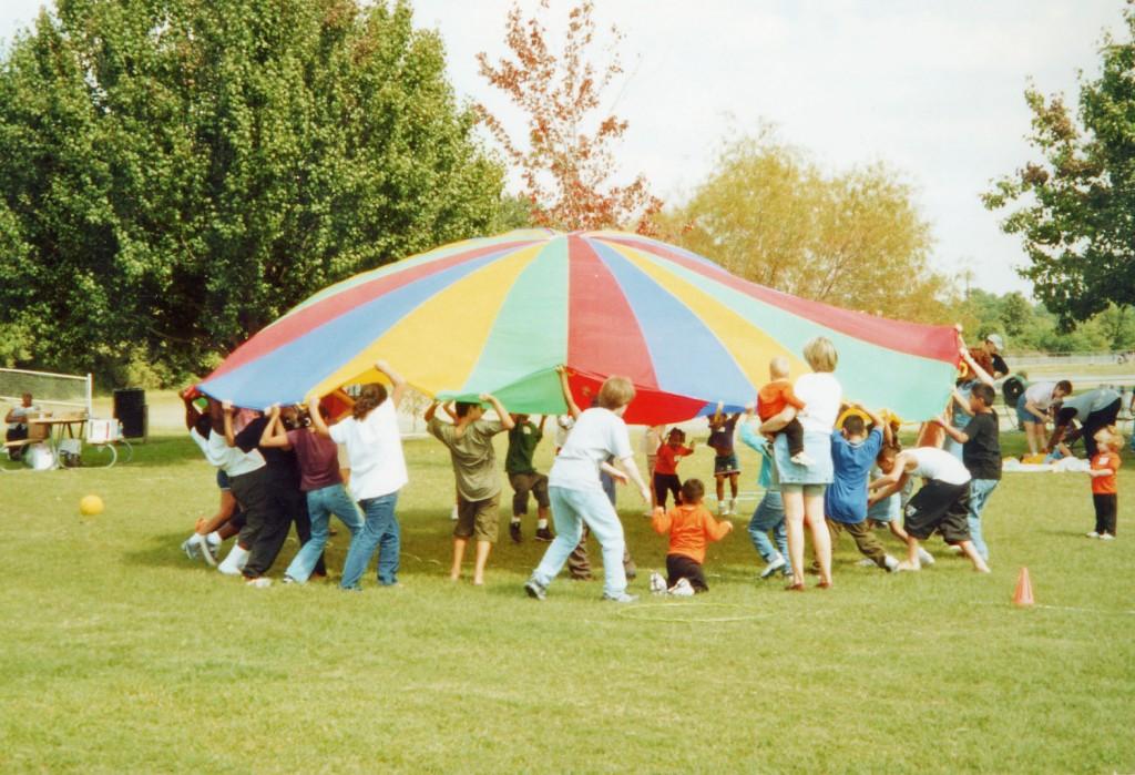 Shelter Parachute